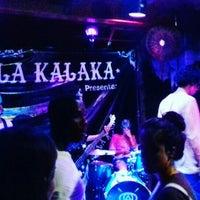 Photo taken at La Kalaka Bar by Lucila J. on 8/10/2016