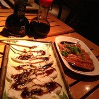 Photo taken at Zeni Sushi by ticiana M. on 2/14/2013