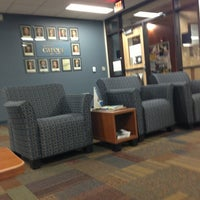 Photo taken at UW Oshkosh Career Services by Phil A. on 4/10/2013