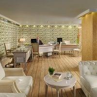 Photo taken at Airotel Stratos Vassilikos Hotel by Airotel Stratos Vassilikos Hotel on 3/19/2015