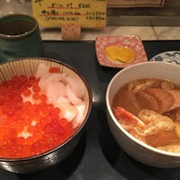 Photo taken at ペリーのいくら丼 by ぱ ん. on 10/1/2017