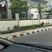 Photo taken at Bank Mandiri Klandasan by Sonny H. on 10/26/2016