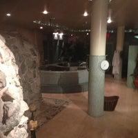 Photo taken at Juvenex Spa by Rick W. on 9/26/2013