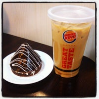 Photo taken at Burger King by Ronald D. on 7/4/2013
