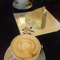Photo taken at Armani Café | کافه آرمانی by Habib N. on 3/16/2016