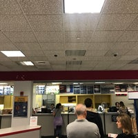 Photo taken at US Post Office - Radio City Station by Gareth N. on 10/14/2017