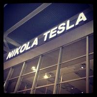Photo taken at Belgrade Nikola Tesla Airport (BEG) by George K. on 5/10/2013