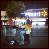 Photo taken at Walmart by Tommy D. on 9/29/2012