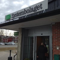 Photo taken at Systembolaget by Reijo P. on 5/17/2014