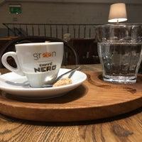 Photo taken at Green Caffè Nero by Miroslav V. on 9/21/2017
