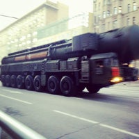 Photo taken at Поезд РЭКС Москва — Можайск by Kostya S. on 5/4/2015