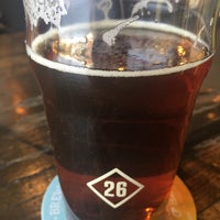 Photo taken at Station 26 Brewing Company by Sugar on 4/11/2018