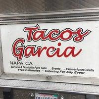 Photo taken at Tacos Garcia by Sugar on 2/1/2017