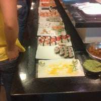 Photo taken at Sushi Express by Leonardo C. on 3/17/2013