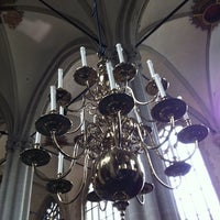 Photo taken at De Nieuwe Kerk by Farida Salvadorovna on 9/14/2012