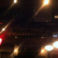 Photo taken at Roadhouse Cafe by Chad C. on 3/19/2013