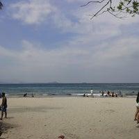 Photo taken at Marine Base Ternate Beach Resort by Pearl R. on 3/23/2014