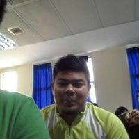Photo taken at Bilik Kuliah B 9 by Gagak H. on 3/26/2013