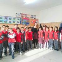 Photo taken at Gökçeali Sevgi Altan Şanda İlköğretim Okul by Meltem A. on 11/24/2015