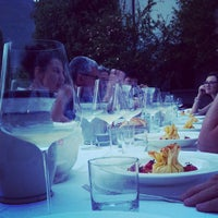 Photo taken at Elisabetta Foradori by Andrea A. on 6/19/2013
