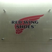 Photo taken at Red Wing Shoes by Clarkwin C. on 12/30/2014