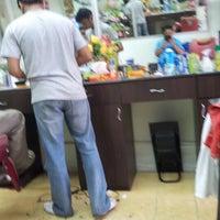 Photo taken at Kedai Gunting Rambut by zulampang on 10/12/2012