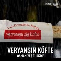 Photo taken at Veryansın Köfte by Mehmet K. on 1/13/2016