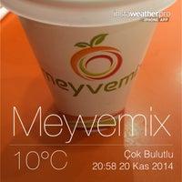 11/20/2014 tarihinde Mehmet K.ziyaretçi tarafından Meyvemix'de çekilen fotoğraf