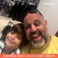Photo taken at Marmara Park LC Waikiki by Mehmet K. on 5/26/2016