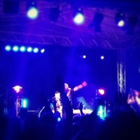 Photo taken at Big Bang Music Fest by Alberto P. on 5/30/2014