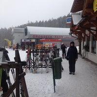 Photo taken at Schizentrum Mauterndorf by Roy G. on 1/27/2015