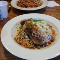Photo taken at Basta Pasta by Char K. on 7/9/2014