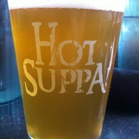 Photo taken at Hot Suppa by Eric D. on 7/25/2013