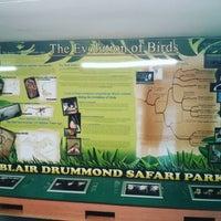 Photo taken at Blair Drummond Safari Park by James T. on 9/15/2015