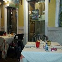 Photo taken at Trattoria la Taverna by Roman O. on 8/30/2014