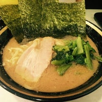 Photo taken at 横浜家系ラーメン 虎家 by つばき 夜. on 11/9/2016