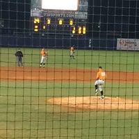 Photo taken at FIU Baseball Stadium by Courtney J. on 2/14/2015
