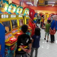 Photo taken at Timezone by Aryawan N. on 1/3/2014