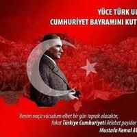 Photo taken at Gamze Basın Dağıtım Turkuvaz Medya Grubu Buca Bölge Bayii by Gamze S. on 10/29/2015
