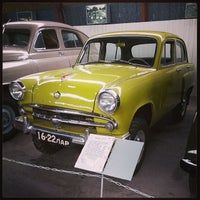 Photo taken at The Bauska Branch of the Riga Motor Museum by DJGooseman М. on 5/4/2014