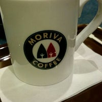 Photo taken at MORIVA COFFEE (モリバコーヒー) 自由が丘店 by やぶりん on 3/10/2016