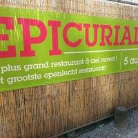 Photo taken at Les Epicuriales de Liège by Laurence B. on 6/7/2014