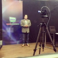 Photo taken at WebTV São Caetano by Daniel C. on 6/26/2013