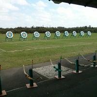 Photo Taken At Sydney Olympic Park Archery Centre By Daniel J On 2 22