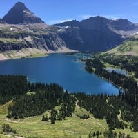 Photo taken at Hidden Lake by Roger E. on 8/20/2016