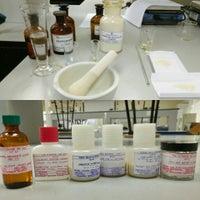 Photo taken at Pharmacy Lab, Kpj International College by Cik r. on 5/5/2015