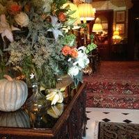 Das Foto wurde bei Inn at Little Washington von Anna S. am 10/23/2012 aufgenommen