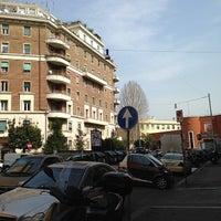 Photo taken at Centro Produzione Radio RAI by Luca D. on 3/15/2014