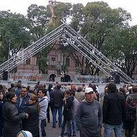 Photo taken at Feria de Mataderos by Walter A. on 5/19/2013