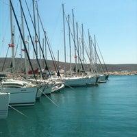 7/26/2013 tarihinde Sait E.ziyaretçi tarafından Port Alaçatı'de çekilen fotoğraf